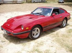 Datsun 1982 280ZX. This was my first car :) T-tops, 5 sp. and a little talking lady that told me my lights were on. RIP