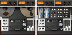 Ampex® ATR-102 Mastering Tape Recorder Plug-In from Universal Audio #audiounits…