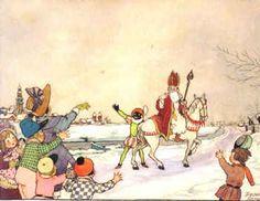 Dag Sinterklaasje....