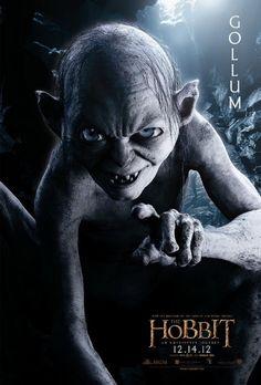 Gollum - 12.14.12 Hobbit: An Unexpected Journey