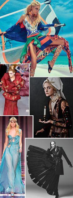 Carol Trentini em campanha editoriais de moda - modelos brasileiras