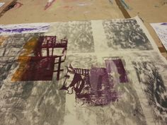 contemporary print ongoing