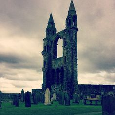 St Andrews Cathedral - Photo by kinirysp