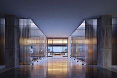 Hainan Blue Bay Westin Resort Hotel / gad·Zhejiang Greenton Architectural Design