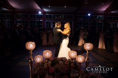 The Leob Boathouse Central Park first dance