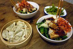 Hef's Kitchen: Teriyaki Tofu Teriyaki Tofu, Tofu Recipes, Vegetarian, Ethnic Recipes, Kitchen, Food, Cuisine, Kitchens, Meals