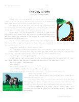 Third Grade Reading Comprehension