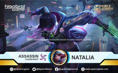 Natalia baru saja direvamp, berikut Build Natalia Tersakit 2021 yang bisa kalian coba Mobile Legends, Assassin, Minion, Darth Vader, Minions