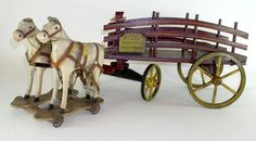 St. Claire Horse Wagon