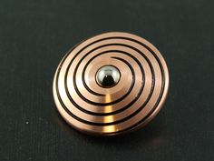 Fred the Spinning Coin Top by FocusWorks on Etsy https://www.etsy.com/listing/251310601/fred-the-spinning-coin-top