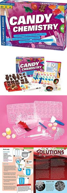 Microscopes and Chemistry 2568: Science Kit Educational Learning Lab Experiment Kids Project Chemistry Candy Kit -> BUY IT NOW ONLY: $43.27 on eBay!