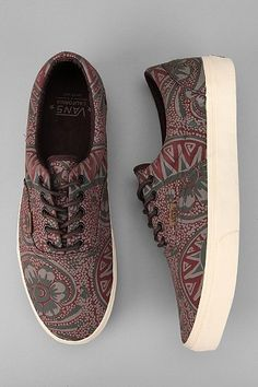 f6633fc9f0fe0a Shop Vans Washed Paisley Era Sneaker at Urban Outfitters today.