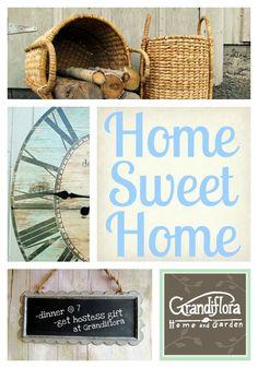 Grandiflora Home and Garden - Lynden, Washington. GrandifloraHOME.com