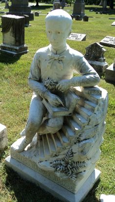 Picture taken by Roselyn Wells, Crown Hill Cemetery Indianapolis, IN