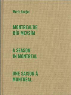 """Merih Akoğul """"Montreal'de Bir Mevsim"""" kitabında, 2015 yılının Ağustos ayında Kanada'nın Montreal şehrinde büyük bir özenle seçtiği konulara ve tanık olduğu anlara sessizce ve kendini fazla göstermeden objektifini doğrulturken, yine bildiğimiz tarzından ödün vermiyor, mütevazı bir ustalıkla kendi yolundan ilerliyor."""
