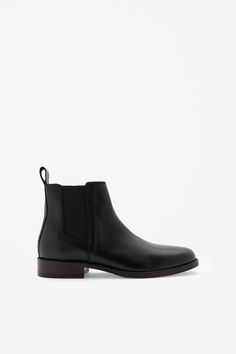 COS | Leather chelsea boots
