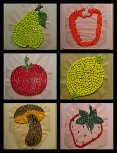 collage_20141010151001867_20141010151012734 Collages, Crochet Earrings, Art, Fruits And Veggies, Montages, Craft Art, Collage, Collagen, Kunst