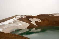 Lake Askja, Iceland - bthomso