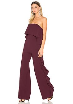 596667ae97 Shop for Alexis Kendall Jumpsuit in Plum at REVOLVE.