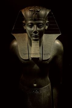Thutmosis III statue, New Kingdom at the Luxor Museum, Egypt. Ancient Egypt History, Ancient Egyptian Art, Ancient Aliens, Ancient Greece, Old Egypt, Visit Egypt, Ancient Civilizations, Egyptians, Ancient Artifacts