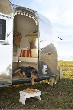 Airstream Travel Trailers | Pinterest luxury Travel Trailers. Vacationers Dream!