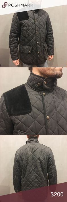 Polo by Ralph Lauren coat Cozy quilted winter jacket, only wore it for one winter. Black color, very versatile style. Feel free to make an offer! all my prices are flexible :). i also include any $10 and under item for free with any purchase! Polo by Ralph Lauren Jackets & Coats