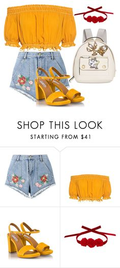 """""""Beauty and the beast"""" by area2002 on Polyvore featuring House of Holland, Apiece Apart, Fratelli Karida, Vjera Vilicnik and Danielle Nicole"""