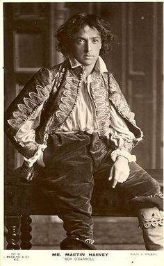 Sir John Martin-Harvey ( 1867-1944)   Flickr - Photo Sharing!