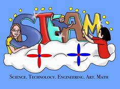 Great lessons and ideas from Tricia Fuglestad: Science*Technology* Engineering*Art*Math