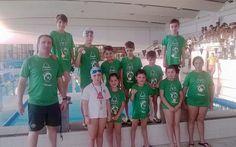 Natação: Nadadores da Escola de Natação do Campomaiorense participaram no I Torregri Portalegre