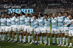 Selección argentina de rugby. Los Pumas.