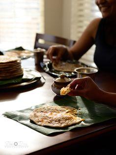Holige/Obbattu/Puran Poli - A traditional Indian Dessert