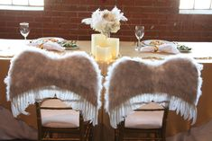 Enchanted Wedding Tours & Dream Event Rents Phoenix  Productions Images by Angela Celebrity Table Tops Etc  Mary's White Wings