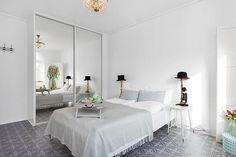Lademoen - Pent gulv på soverom