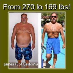 101 lbs released using Isagenix!