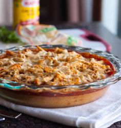 Chicken Tamale Pie (I've already made this with chicken and it is delicious. I'm going to try ground beef next!)