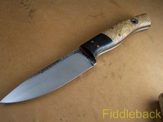 Ramanon Bushcraft Knife Contest WIP - Page 2