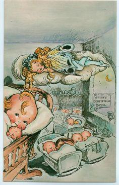Rose O'Neill kewpie postcard | eBay
