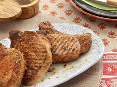 Shake n' Shimmy Pork Chops: Crust these juicy pork chops in a mixture of panko bread crumbs, grated Parmesan and parsley. Get the kids involved — they can shake the chops in plastic bags to coat them.