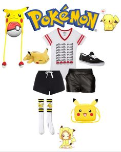 Pokemon Go  Pokemon Fashions