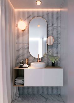 Luxury Bathroom Master Baths Paint Colors is extremely important for your home. Whether you choose the Luxury Master Bathroom Ideas or Luxury Bathroom Master Baths With Fireplace, you will make the best Small Bathroom Decorating Ideas for your own life. Bad Inspiration, Bathroom Inspiration, Interior Inspiration, Bathroom Ideas, Bathroom Vanities, Bathroom Mirrors, Bathroom Makeovers, Bathroom Lighting, Bathroom Marble