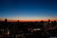 Sunset / Atardecer Buenos Aires 2012-05-03