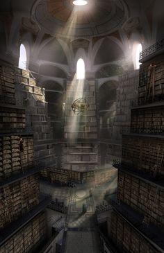 GoT Season 6: Sam enters the Citadel Library by Kieran Belshaw Check out: http://bit.ly/GOTmerchandise