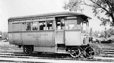 Virginia and Truckee Railroad Motor Car No. Diesel, Train Times, Rail Car, Steam Engine, Steam Locomotive, Model Trains, Historical Photos, Motor Car, Abandoned