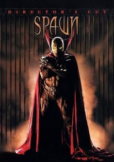 Spawn (1997) movie #poster, #tshirt, #mousepad, #movieposters2