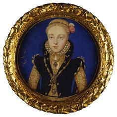 Tudor Rose Queen: Elizabeth I, wearing symbolic roses in her hair: red for Lancaster and white for York (combining to create the Tudor rose). Tudor History, British History, Asian History, Enrique Viii, Isabel I, Lady Jane Grey, Renaissance, Tudor Dynasty, Royal Collection Trust
