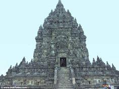 Shiva Temple at Prambanan Temple Compunds, Yogyakarta