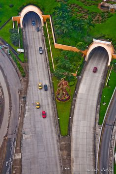 Guayaquil city, tunel