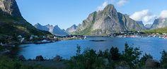 Foto's Scandinavië reis op website