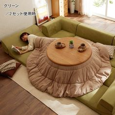 You'll Never Want To Leave Bed Again With This Incredible Japanese Invention We can't live another day without this.